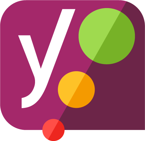 Logo de l'extension WordPress Yoast