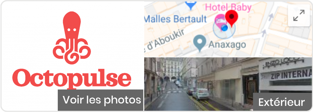 Affichage des photos sur Google my Business